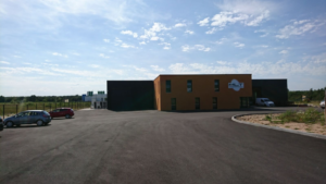 Construction bâtiments industriels en Lorraine