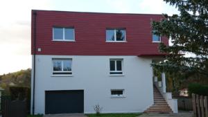 Agrandissement maison individuelle en Lorraine